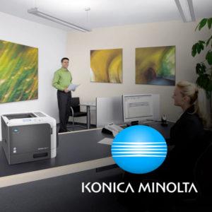 Sistemi Stampa Laser Konica Minolta