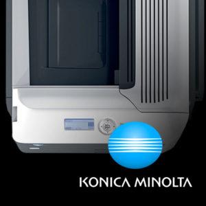 Stampa Laser a Colori Konica Minolta